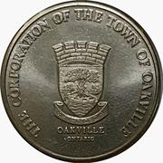 1 Dollar - Oakville, Ontario – obverse