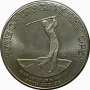1 Dollar - Oakville, Ontario – reverse