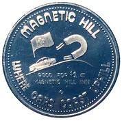 1 Dollar - Magnetic Hill Inn – reverse