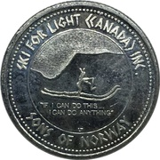 1 Dollar - Prince George, British Columbia – reverse
