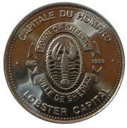 Souvenir Dollar - Shediac, New Brunswick – obverse