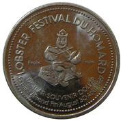 Souvenir Dollar - Shediac, New Brunswick – reverse