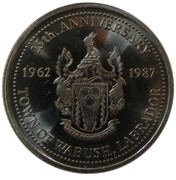Souvenir Dollar - Wabush, Labrador – obverse