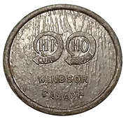 5 Cents - Hi Ho Curb Service (Windsor) – obverse