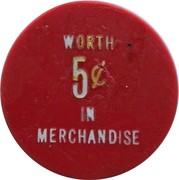 5 Cents - Dorchester Car Sales And Service Ltd. (Niagara Falls,  Ont.) – reverse