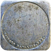 15 Cents - St. Catharines Service (Ontario) – reverse