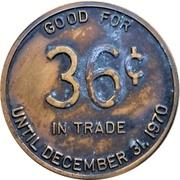 36 Cents - Capital Iron & Metals Ltd. (Victoria, British Columbia) – reverse
