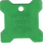 1 Pint - Laiterie Victo Inc. (Victoriaville, Québec) – obverse
