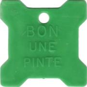1 Pint - Laiterie Victo Inc. (Victoriaville, Québec) – reverse
