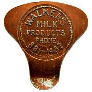 3 Quart Jug 2% Homo - Walker's Milk (Ontario) – obverse
