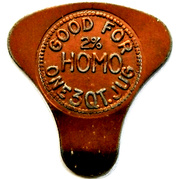 3 Quart Jug 2% Homo - Walker's Milk (Ontario) – reverse