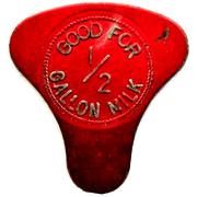 ½ Gallon Milk - Walkerton Dairies Ltd. (Ontario) – reverse