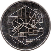 Token - Sherritt Mint opening – reverse