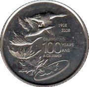 Token - Royal Canadian Mint (Celebrating 100 years) – obverse