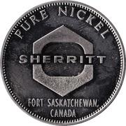 Sherritt Mint Medallion – reverse
