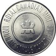 Royal Canadian Mint Token – reverse