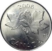 Royal Canadian Mint Token – obverse