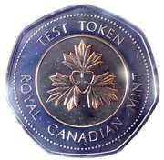 Royal Canadian Mint Test Token – obverse