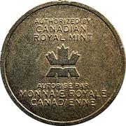 Token - Royal Canadian Mint (327) – obverse