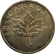 Token - Royal Canadian Mint (327) – reverse