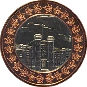 Royal Canadian Mint Token (90th Anniversary) – obverse