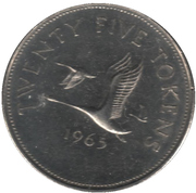 25 Tokens - Royal Canadian Mint – obverse