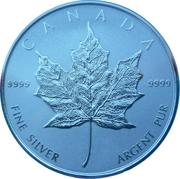 Token - Canadian Maple leaf – obverse