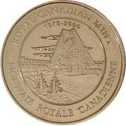 Test Token - Royal Canadian Mint – obverse