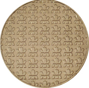 Test Token - Royal Canadian Mint – reverse