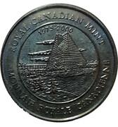 Royal Canadian Mint Medal - Winnipeg – obverse