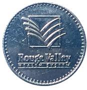 Parking Token - Rouge Valley Health System – obverse