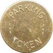 Parking Token - SJH – reverse