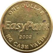 1 Dollar - EasyPark (Richmond, British Columbia) – obverse