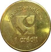 1 Crédit - Logic-Contrôle inc. – obverse