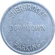 Parking Token - Sherbrooke Downtown (Sherbrooke, Quebec) – obverse