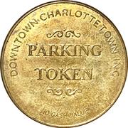 Parking Token - Charlottetown – obverse