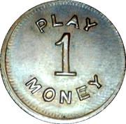 1 Play Money – obverse