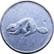 5 - Play Money (Beaver) – reverse