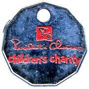 Shopping Cart Token - President's Choice (Children's Charity) – reverse
