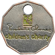 Shopping Cart Token - President's Choice (Children's Charity) – obverse