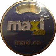 Shopping Cart Token - Maxi & cie – reverse