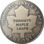 Medallion - Toronto Maple Leafs – obverse