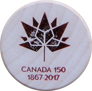Token - The North Shore Numismatic Society (45th Anniversary) – reverse