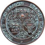 Medal - Inter-Maritime Rifle Match – obverse