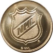 Medallion - Toronto Maple Leafs – reverse