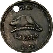 Token - Good Luck / Bonne Chance (Canada) – obverse