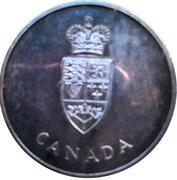 Token - Centennial of Canadian Confederation – obverse