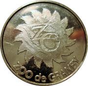 25 Cents - Zoo de Granby – obverse