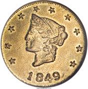 2 Dollars - British Columbia (Liberty head) – obverse