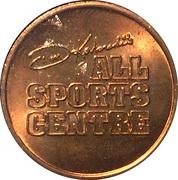 Token - Don Koharski All Sports Centre – obverse